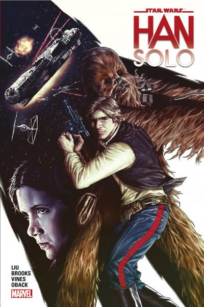 Marjorie Liu - Star Wars: Han Solo