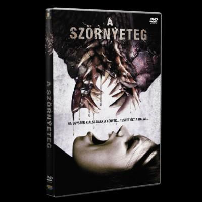Robert David Sanders - A szörnyeteg - DVD