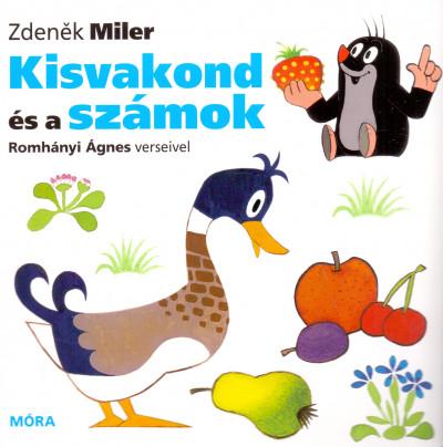 Zdenek Miler - Romhányi Ágnes - Kisvakond és a számok