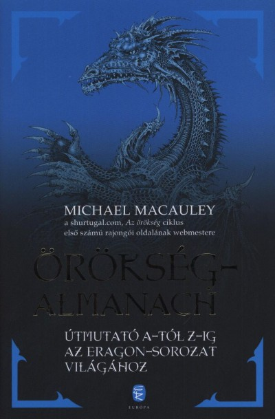 Michael Macauley - Mark Cotta Vaz - Örökség-almanach