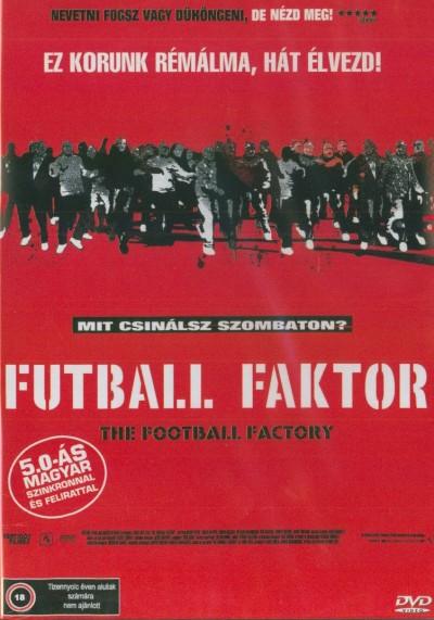 Nick Love - Futball faktor - DVD
