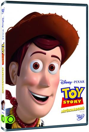 John Lasseter - Toy Story - J�t�kh�bor� - Extra v�ltozat - DVD