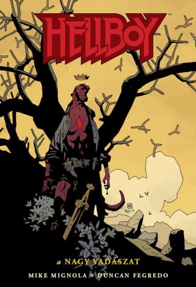 Mike Mignola - Hellboy 6. - A nagy vadászat
