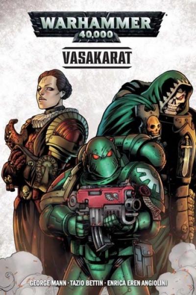 George Mann - Warhammer 40.000: Vasakarat
