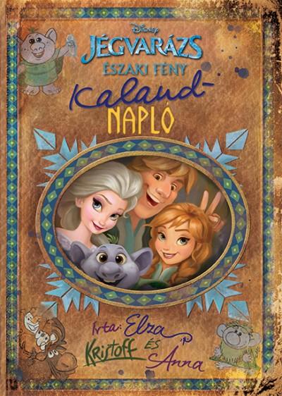 - Disney - Jégvarázs - Északi fény: Kalandnapló