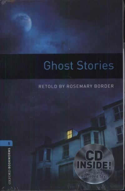 Rosemary Border - Ghost Stories