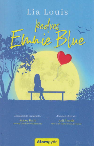 Lia Louis - Kedves Emmie Blue