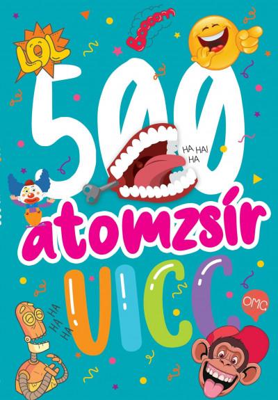 - 500 atomzsír vicc