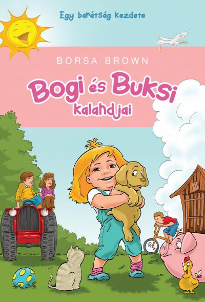 Borsa Brown - Bogi és Buksi kalandjai