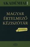 Pusztai Ferenc (Szerk.) - Magyar �rtelmez� k�zisz�t�r + NET