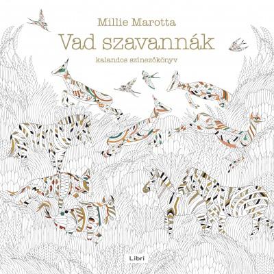 Millie Marotta - Vad szavannák