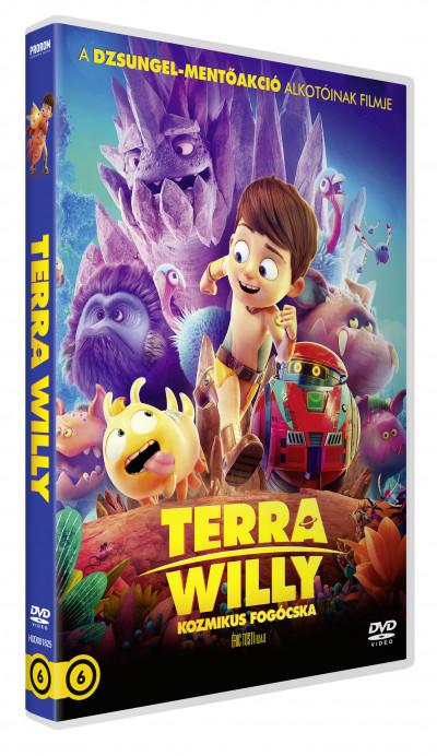 Eric Tosti - Terra Willy - DVD