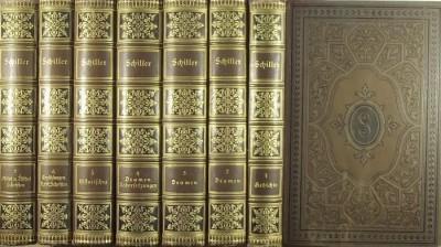 Friedrich Schiller - Schiller's Werke I-VII.