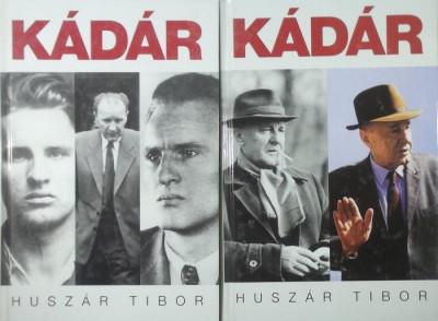 Huszár Tibor - Kádár János politikai életrajza 1-2.