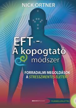 EFT könyv: Nick Ortner: EFT- a kopogtató módszer