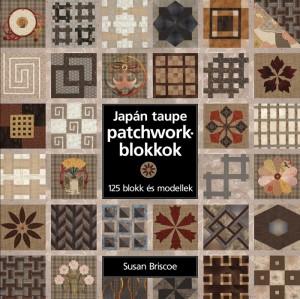 Susan Briscoe - Jap�n taupe patchworkblokkok