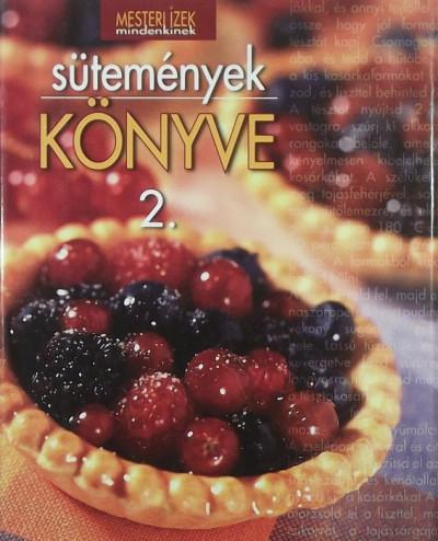 - Sütemények könyve 2.