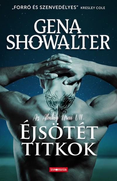 Gena Showalter - Éjsötét titkok