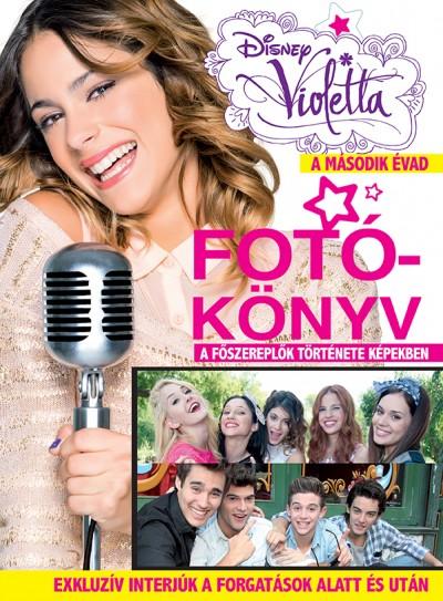 - Violetta - Fotókönyv
