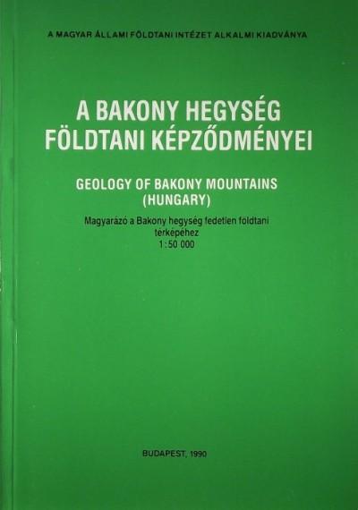 - A Bakony hegység földtani képződményei