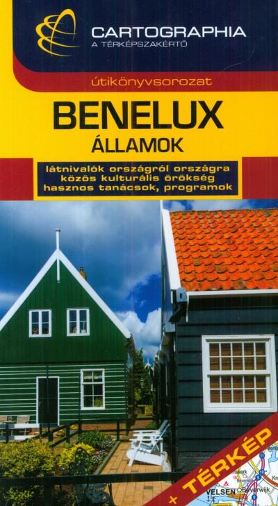 "Imecs Orsolya - Török Orsolya - Benelux államok útikönyv ""SC"""