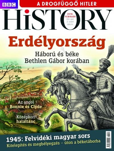 Papp Gábor  (Szerk.) - BBC History - 2018. VIII. évfolyam 2. szám - Február