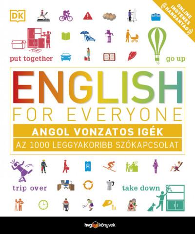 Thomas Booth - Ben Ffrancon Davies - English for Everyone: Angol vonzatos igék - Az 1000 leggyakoribb szókapcsolat