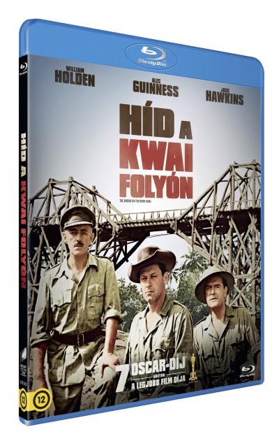 David Lean - Híd a Kwai folyón - Blu-ray