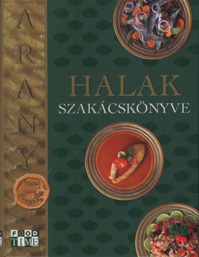 Oriskó Ferenc - Pár Gyula - Halak szakácskönyve
