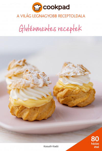 - Gluténmentes receptek