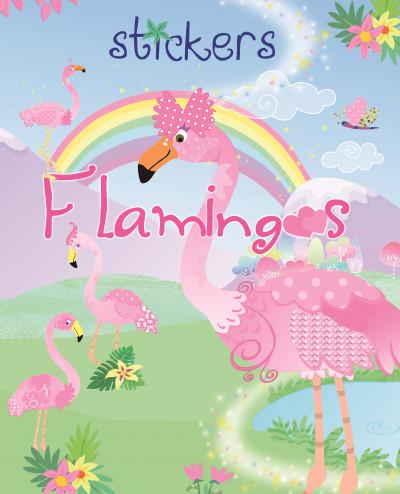 - Flamingos Stickers