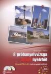 Mestra �gota - P�li �va - 8 pr�banyelvvizsga angol nyelvb�l -  Dupla CD mell�klettel