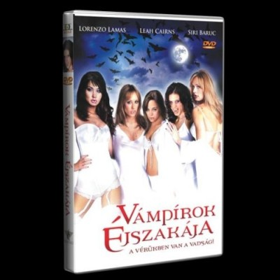 - Vámpírok éjszakája - DVD