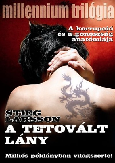 Stieg Larsson - A tetovált lány