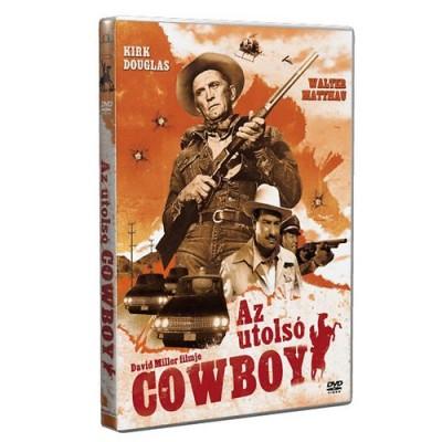 David Miller - Az utolsó cowboy - DVD