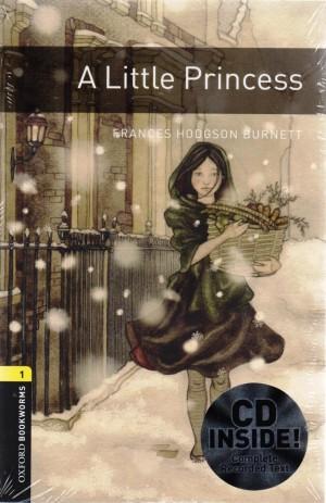Frances Hodgson Burnett - A Little Princess - CD Pack