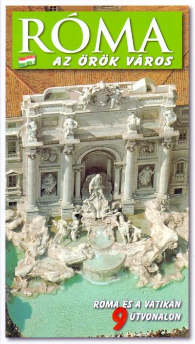 - Róma útikönyv