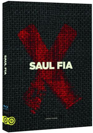 Nemes Jeles L�szl� - Saul fia (Blu-ray + 2 DVD)