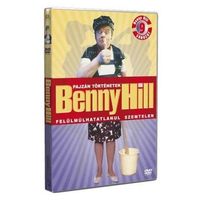 - Benny Hill 9.