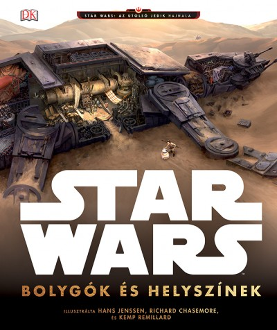 - Star Wars - Bolygók és helyszínek