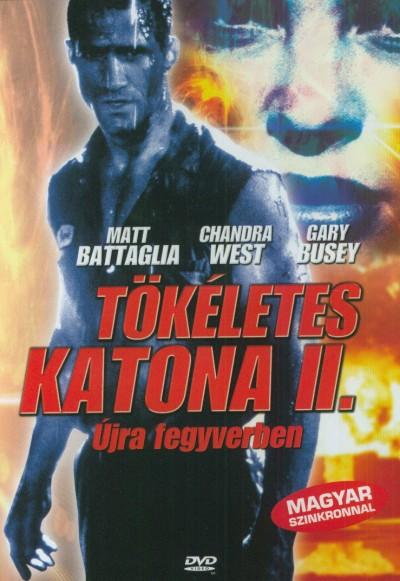 - Tökéletes katona 2. - Újra fegyverben - DVD