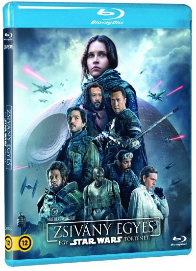 Gareth Edwards - Zsivány Egyes - Egy Star Wars történet - Blu-ray