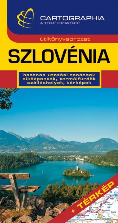 Horváth Tibor - Szlovénia útikönyv
