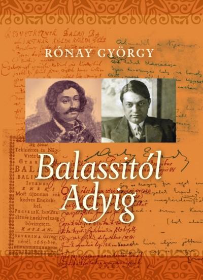 Rónay György - Balassitól Adyig