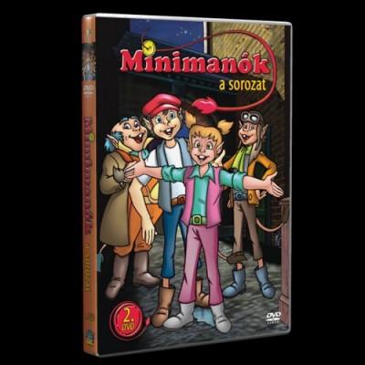 - Minimanók 2. - DVD