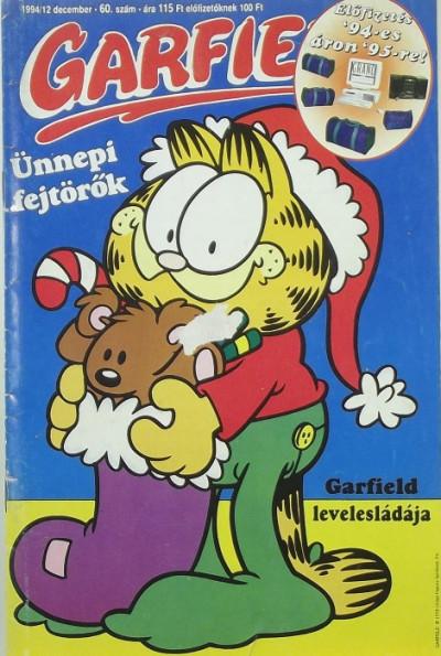 Jim Davis - Garfield 1994/12 december 60. szám