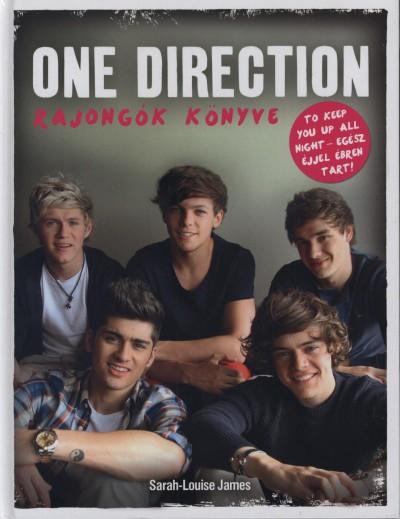 Sarah Louise-James - One Direction rajongók könyve