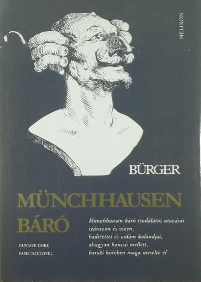 Gottfried August Bürger - Münchhausen báró