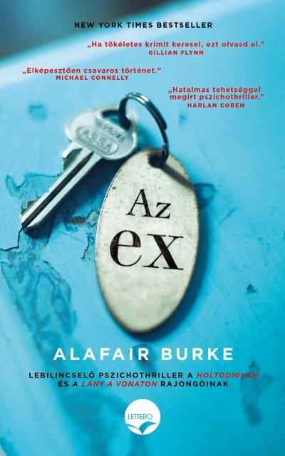 Alafair Burke - Az ex
