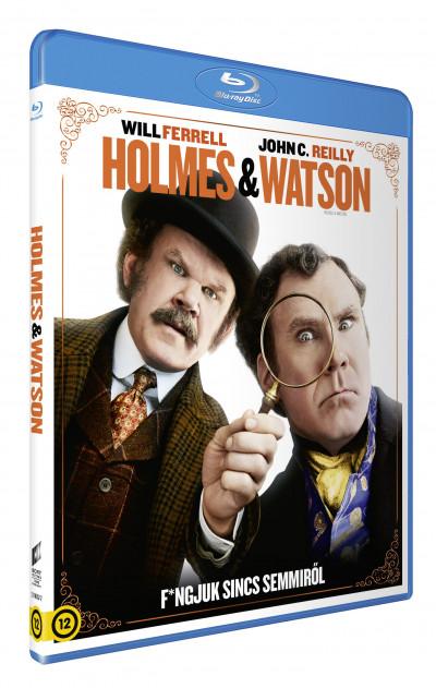 Etan Cohen - Holmes és Watson - Blu-ray
